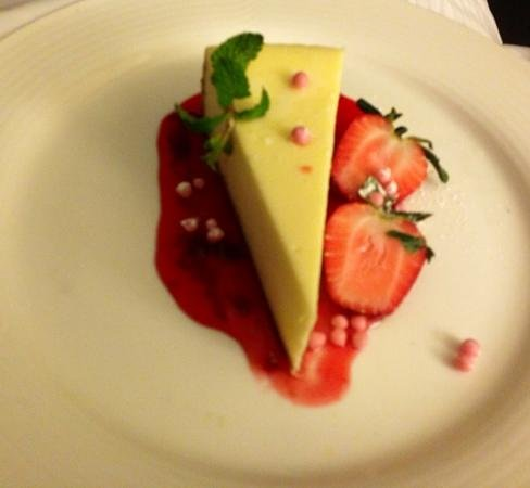 The Westin Harbour Castle, Toronto:                   delicious cheesecake room service but PRICEY see my review