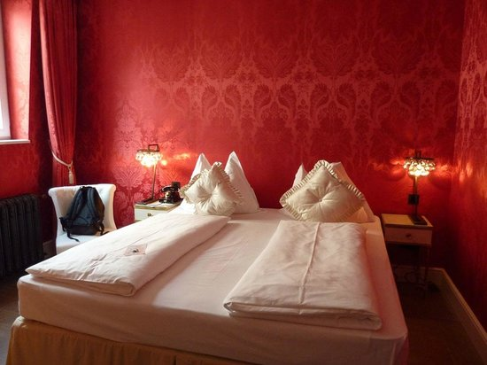Hotel Beethoven Wien:                   our bedroom