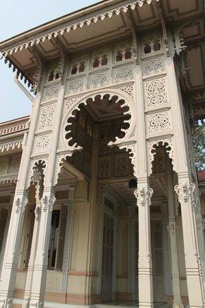 Outside Abhisek Dusit Throne Hall
