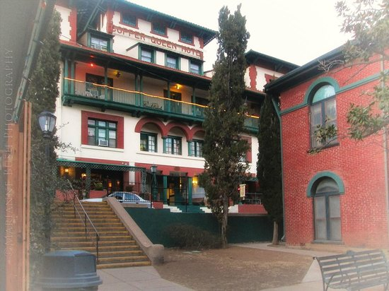 Copper Queen Hotel Bisbee Az