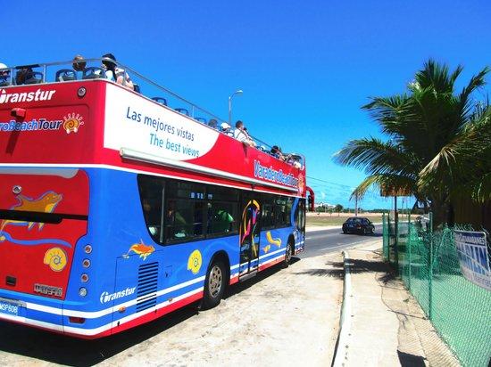 IBEROSTAR Tainos:                   Varadero bus