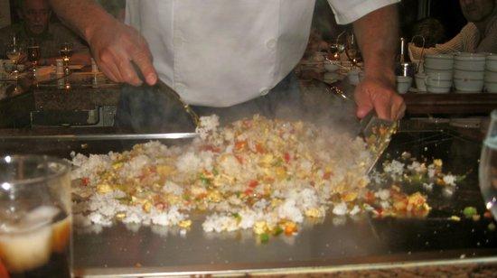 IBEROSTAR Taínos:                   Japanese restaurant