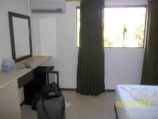 Hotel Cascata Das Pedras:                   confortable
