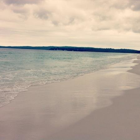 Worrowing Jervis Bay Eco Resort: beautiful white sand Hyams beach within 10 min drive