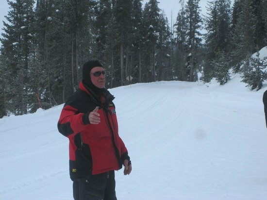 Granite Hot Springs Picture Of Jackson Hole Snowmobile Tours Jackson Tripadvisor