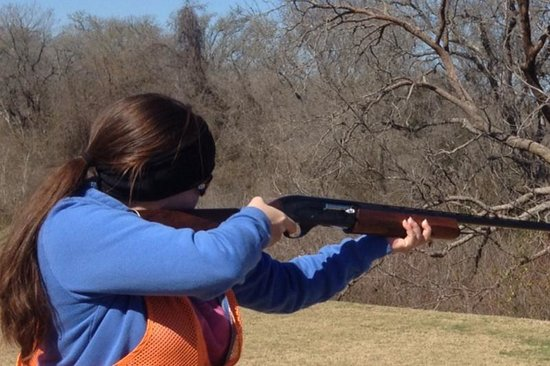 Hyatt Regency Lost Pines Resort and Spa:                   trap shooting