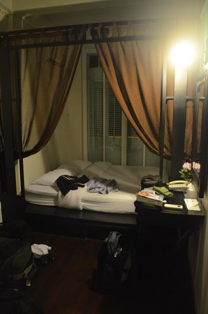 99 Oldtown Boutique Guesthouse: Bedroom