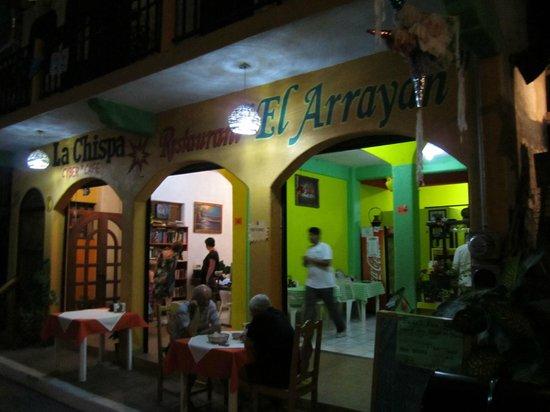 Restaurant El Arrayan:                   El Arrayan