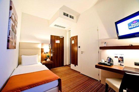 Best Western Plus Ferdynand Hotel : Single room