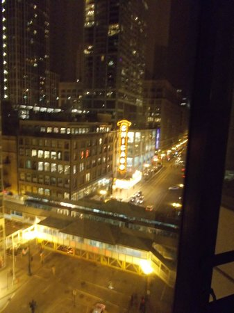 Renaissance Chicago Downtown Hotel:                   AGAIN