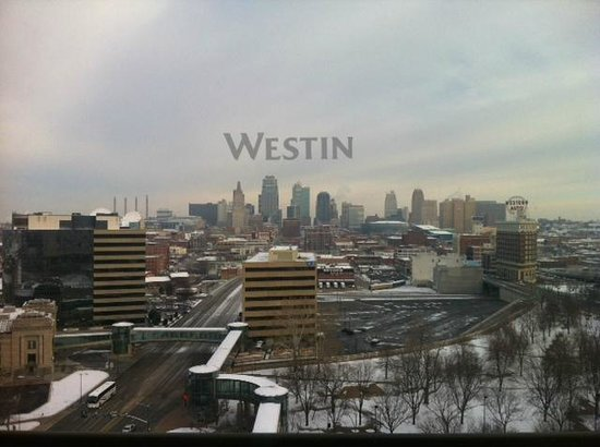 The Westin Crown Center: Room 1445 / Day