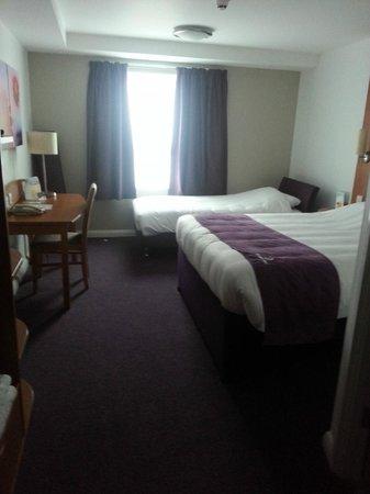 Family room foto di premier inn weston super mare for Premier inn family room