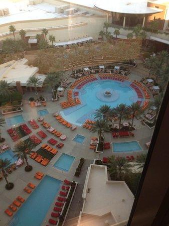 Red Rock Casino Resort & Spa:                   Interesting view