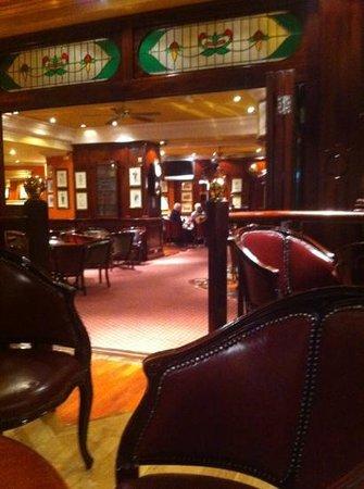 Granville Hotel:                   bar