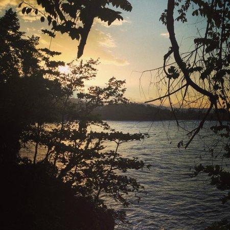 Frenchman's Cove Resort:                   Sunset