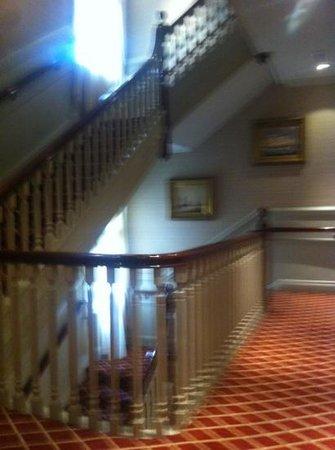 Granville Hotel:                   landing