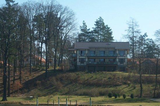 Gut Klostermühle: Eines der Wohnhäuser