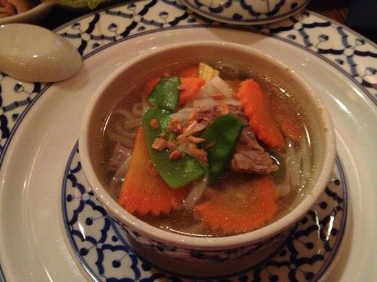 South Holland Province, The Netherlands: Tom Yam kung