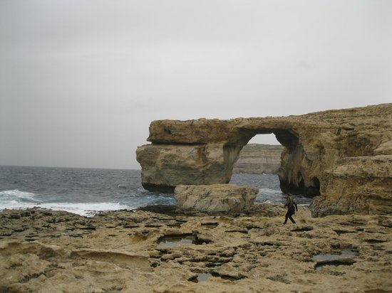 Sunny Coast Resort & Spa:                   Azure Window, Gozo