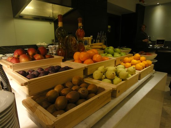 Radisson Blu Bosphorus Hotel, Istanbul: Amazing Breakfast! (5)