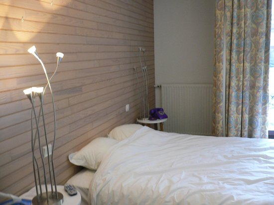 Hotel St Eloy :                                     chambre double
