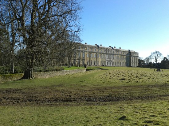 Petworth House and Park:                   Beautiful grounds