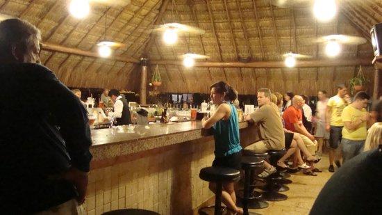 Hotel Riu Lupita:                   Bar Tequila