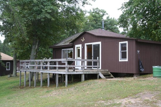 Bay View Lodge: Cabin 4