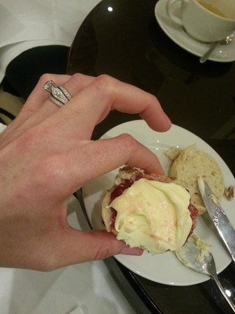 The Cavendish London: Scones