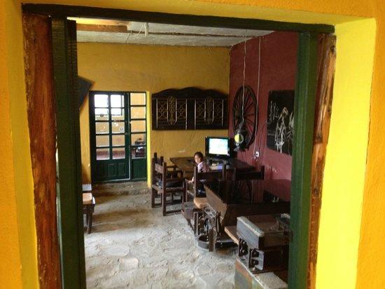 Hotel Jardines de Uyuni: Artea de juego o descanso