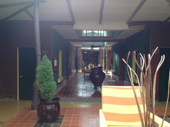 Hotel Jardines de Uyuni: Area en Comun
