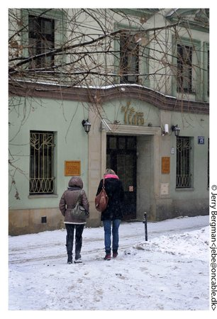 Eden Hotel:                   Ciemna Str. 15  in Krakow-Kazimierz