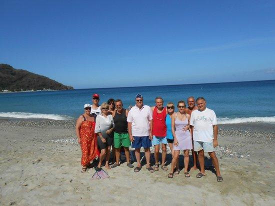 Fishermen's Cove:                                     il gruppo
