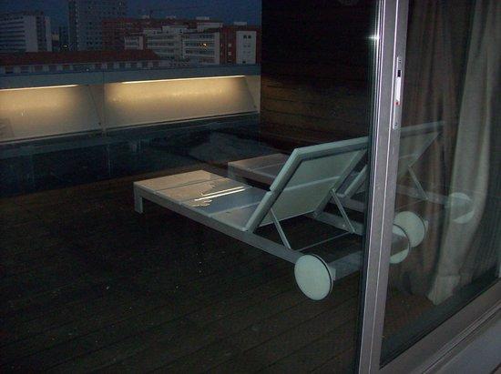 BessaHotel Boavista:                   terraza