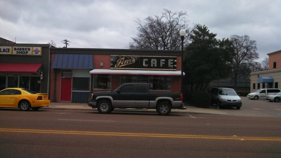 Jim's Cafe:                                     store front
