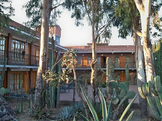 Hotel Hacienda Cuitlahuac: vue générale