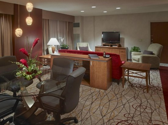 The Blackwell: Presidential Suite