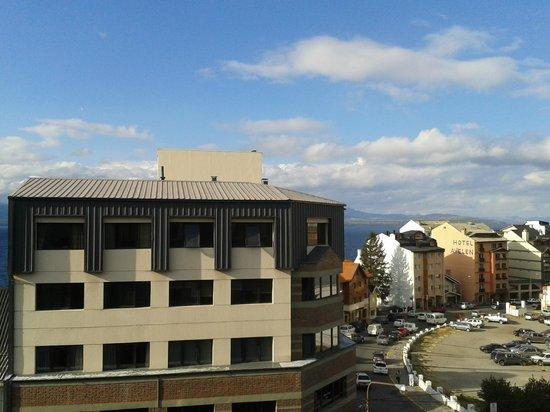 إديلويس هوتل:                   Vista desde la habitacion                 