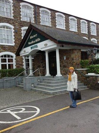 Blarney Woollen Mills Hotel:                   lovely hotel