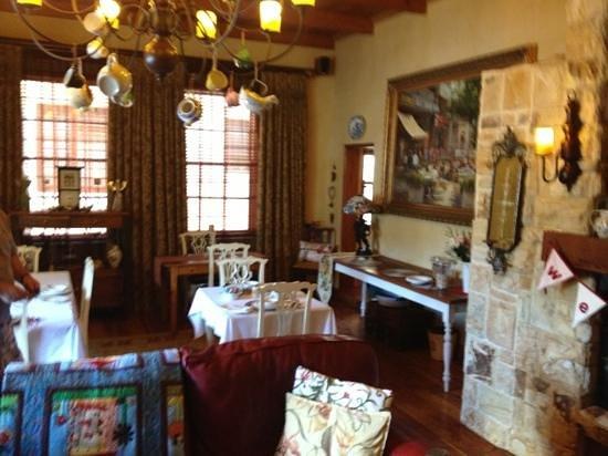 Elephant Rock Guesthouse: Esszimmer
