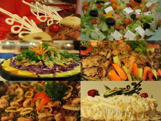 Lexington Gloria Hotel Doha: Buffet