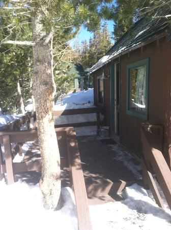 Tamarack Lodge and Resort: cabin 16
