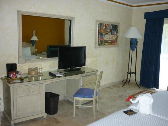 Grand Bahia Principe Tulum: Chambre