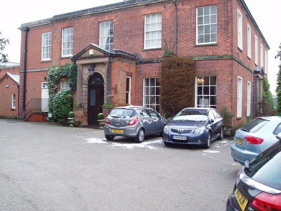 Dovecliff Hall Hotel:                   February 11th 2013