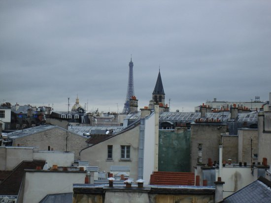 Holiday Inn Paris - Notre Dame:                   view