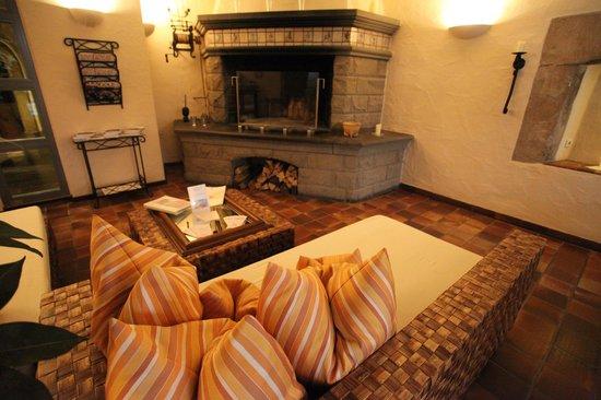 Romantik Hotel Greifen Post: Wellnes