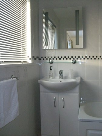 Pine Lodge: En-suite