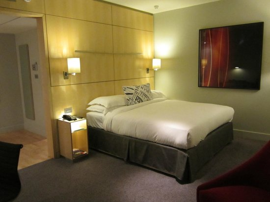 Andaz London Liverpool Street:                   My Room