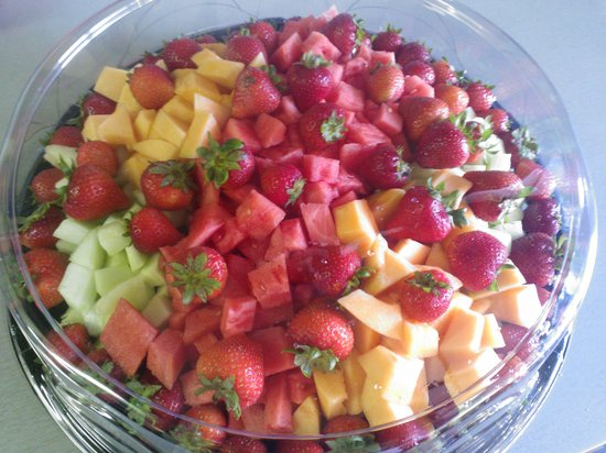 Tomato & Cheese Co: Catering: Fruit Salad