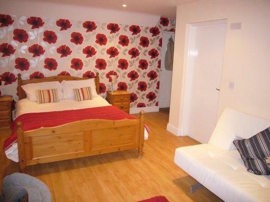 The Eels Foot Inn: Room number 5